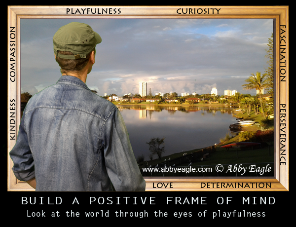 Build a positive frame of mind with NLP and NS