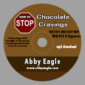 how to stop chocolate cravings with NLP and hypnosis