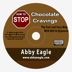 stop chocolate cravings self hypnosis mp3 Abby Eagle