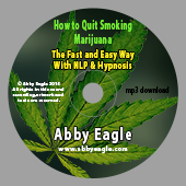 how to quit smoking marijuana with NLP and hypnosis