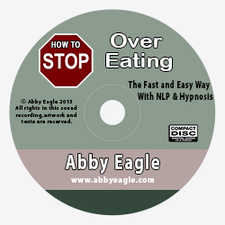 stop overeating and lose weight self hypnosis mp3 Abby Eagle