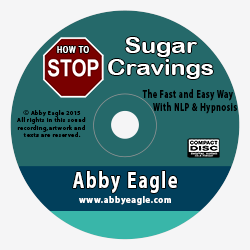 stop sugar cravings self hypnosis mp3 Abby Eagle