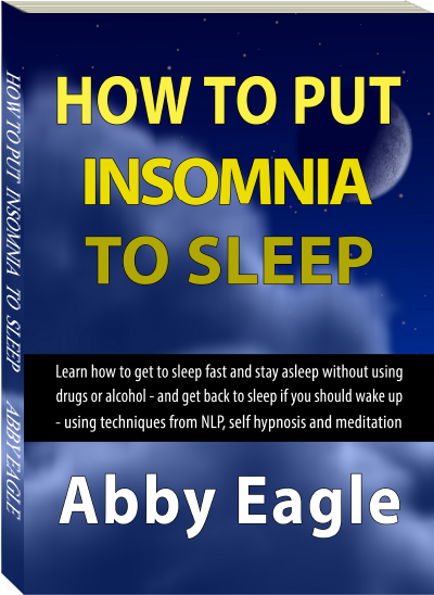 Learn how to get to sleep using hypnosis