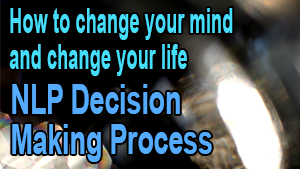 NLP decision making strategy