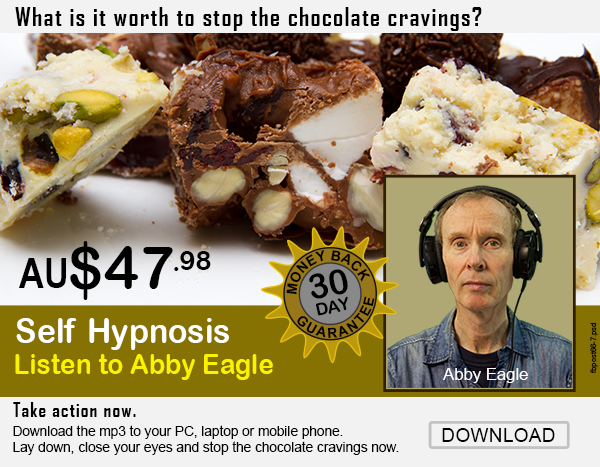 how to stop chocolate cravings - Abby Eagle