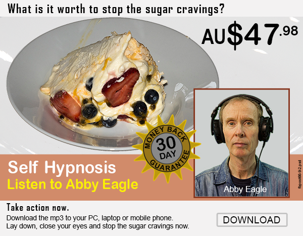 how to banish sugar cravings with nlp and self hypnosis