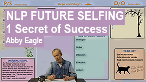 NLP future selfing exercise using the NLP Well Formed Outcome Questions