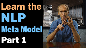 Why learn the NLP Meta Model?
