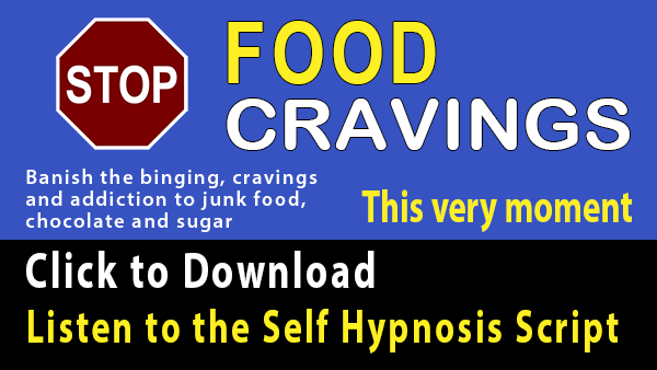overcome food cravings for sweets, chocolate and sugar