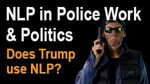 NLP rapport skills - Police work. Does President Donald Trump use NLP