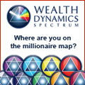 Where are you on the millionare map?