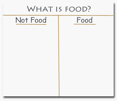 What is food