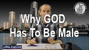 why God has to be male